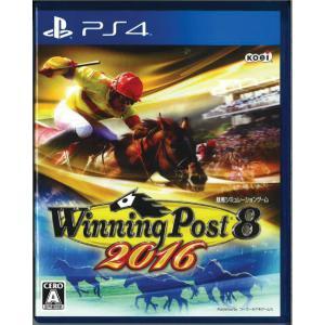 中古 PS4 ウイニングポスト8 2016|ystore-nextone