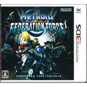 メトロイドプライムフェデレーションフォース(3DS)(中古) /