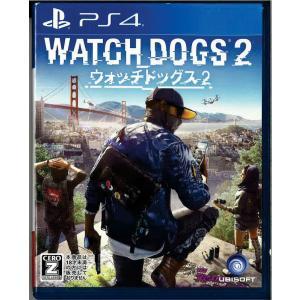 中古 PS4 WATCH DOGS2|ystore-nextone