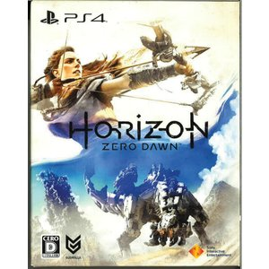 初回)Horizon Zero Dawn(PS4)(中古)