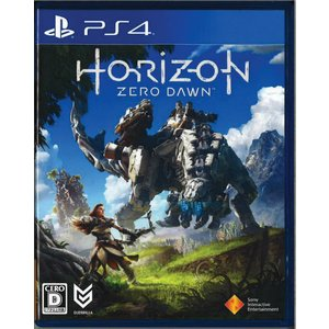 通常版 Horizon Zero Dawn(PS4)(中古)