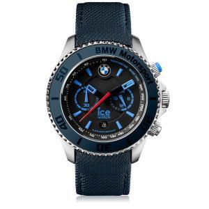 ICE WATCH アイスウォッチ BMW MOTORSPORT コラボモデル クロノグラフ 腕時計 BM.CH.BLB.B.L.14|ysy