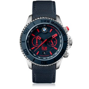 ICE WATCH アイスウォッチ BMW MOTORSPORT コラボモデル クロノグラフ 腕時計 BM.CH.BRD.B.L.14|ysy