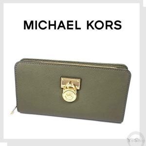 MICHAEL MICHAEL KORS アウトレット マイケルマイケルコース 35F6GHXZ3L OLIVE|ysy