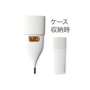 OMRON オムロン 婦人用電子体温計 MC-652LC ホワイト 体温管理 リズム管理 スピード検温|ysy