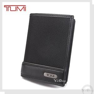 送料無料 【TUMI 】 トゥミ 名刺入れ カードケース ブラック 96-1670/01 BK ysy
