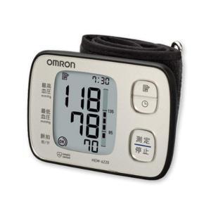 OMRON オムロン 血圧計 手首式 HEM-6220-SL|ysy