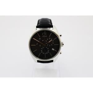 カルバンクライン 並行輸入品 CalvinKlein 腕時計 クロノグラフ K2F27107 送料無料|ysy