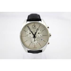カルバンクライン 並行輸入品 CalvinKlein 腕時計 クロノグラフ K2F27120 送料無料! |ysy