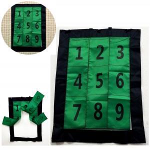 YSAK コントロールターゲットシート 投球練習 ピッチング 野球 トレーニング 練習用ネット ストライク 的 ターゲット マジックテープで簡単取り付け|ysy