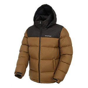 MontBell Women's Baker III Down Jacket for Hiking ...