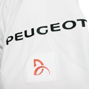 最安値挑戦中 ネコポス不可 ジョコビッチファウンデーション限定 ユニクロ(UNIQLO) 2015全仏オープン着用モデル ポロシャツ ホワイト ytennis-shop 06