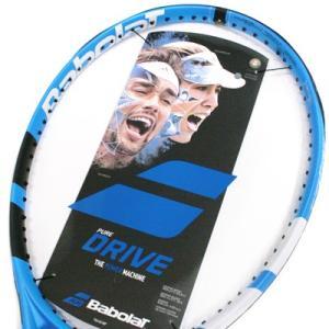 最安値挑戦中 ネコポス不可 バボラ(BabolaT) 2018年モデル ピュアドライブ 16x19 (300g) 101334 (Pure Drive) テニスラケット|ytennis-shop|04