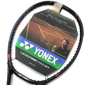最安値挑戦中 ネコポス不可 ヨネックス(Yonex) 2018年モデル Vコア プロ 97 16x19 (310g) 18VCP97 (VCORE PRO 97) テニスラケット|ytennis-shop|04