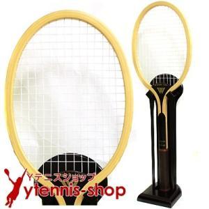 最安値挑戦中 ネコポス不可 テニススクール・ショップに! 全長160cm 超巨大テニスラケット スタンド付きオブジェ 配送料金無料 組み立て不要【返品・交換不可】