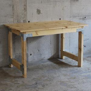 ■Table(テーブルのDIY金具キット) シンプソン金具をつかって、身近なファニチャーが作れる専用...
