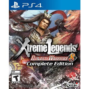 PlayStation 4  輸入版:北米  Dynasty Warriors 8: Xtreme ...