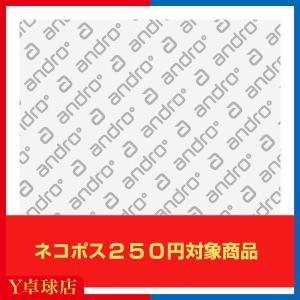 最安値挑戦中 メール便164円 アンドロ(andro) 粘着保護シートII 2枚入 卓球ラバー メンテナンス 即納