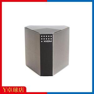最安値挑戦中 ネコポス不可 日本未発売商品 エクシオン(XIOM) シームレス3スターボール (6個入)  即納 Y卓球店
