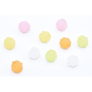 アクリルビーズ ボール 12mm シャーベット【20ヶ】|yu-beads-parts|03