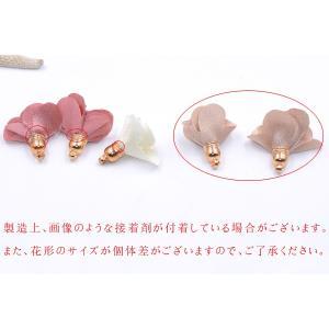 タッセルチャーム お花 CCB付 全6色【10ヶ】の詳細画像4