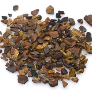天然石さざれチップ 穴なしさざれチップ タイガーアイ 5-7mm(50g)