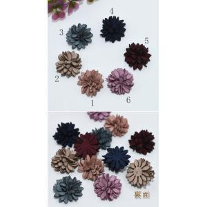 花パーツクラフト レザー 全8色の詳細画像1