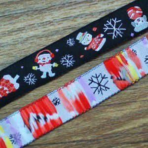 3クリスマスモチーフのチロルテープ 幅16mm ブラック(10ヤード) yu-beads-parts 03