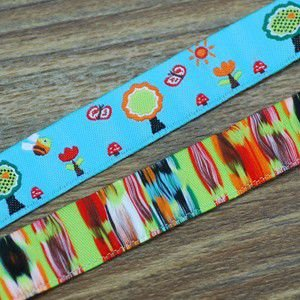 19動物のチロルテープ 幅16mm ブルー(10ヤード) yu-beads-parts 03