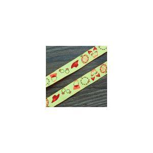 1服装モチーフのチロルテープ 幅16mm イエロー(10ヤード)|yu-beads-parts