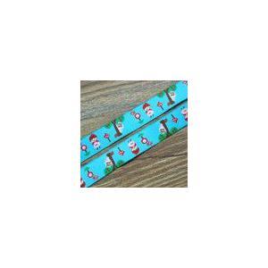 5人物のチロルテープ 幅16mm ブルー(10ヤード)|yu-beads-parts