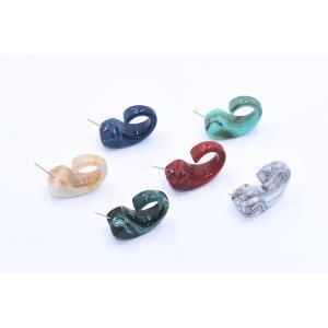 アクリルピアス デザイン 14×28mm【10ヶ】|yu-beads-parts|04