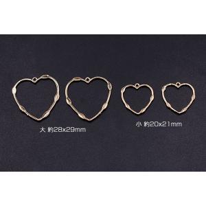 エンドパーツ 三角形 1カン 17×20mm ゴールド【10ヶ】 yu-beads-parts 04