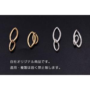 チャームパーツ ホースアイチェーン 7×28mm【10ヶ】|yu-beads-parts|03