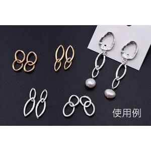 チャームパーツ ホースアイチェーン 7×28mm【10ヶ】|yu-beads-parts|05