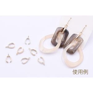 バチカン カン付き 8×14mm【10ヶ】|yu-beads-parts|04