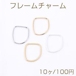 ヘアピン 丸皿付き 8mm【10ヶ】ゴールド|yu-beads-parts
