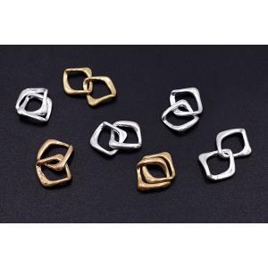 チャームパーツ 菱形チェーン 12×22mm【10ヶ】 yu-beads-parts 03