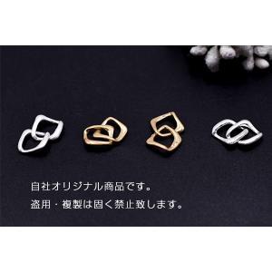 チャームパーツ 菱形チェーン 12×22mm【10ヶ】 yu-beads-parts 04