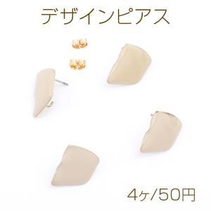 メタルパーツ ツイスト 1カン 3×60mm ゴールド【10ヶ】|yu-beads-parts