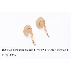 大特価 !ポニーフック ヘアアクセサリー 丸皿 18mm【10ヶ】|yu-beads-parts|04