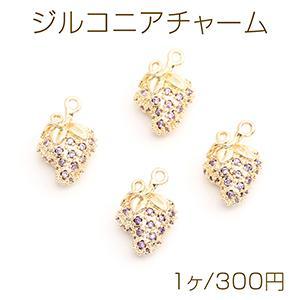 ピアス金具 フープピアス デザイン丸カン 12mm ゴールド【4ヶ】 yu-beads-parts