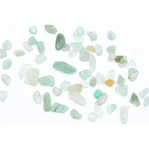 天然石さざれ 穴なしさざれ石 アベンチュリン 5-12mm【50g】 yu-beads-parts 04