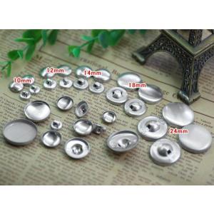 くるみボタン(ツツミボタン)打ち具なし yu-beads-parts