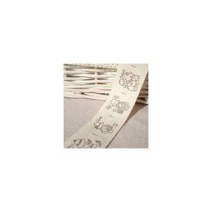 手作り商標 12月セット 幅約2.6cm|yu-beads-parts