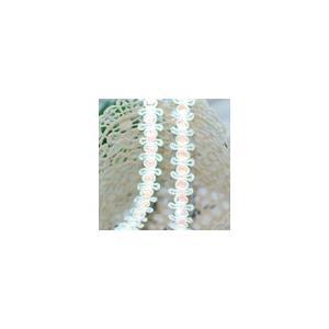 ブレード 幅約2cm クリームAB 012(5m)|yu-beads-parts