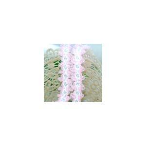 ブレード 幅約2cm ライトピンクAB 012(5m)|yu-beads-parts