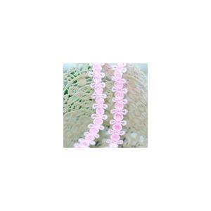 ブレード 幅約2cm ピンクAB 012(5m)|yu-beads-parts