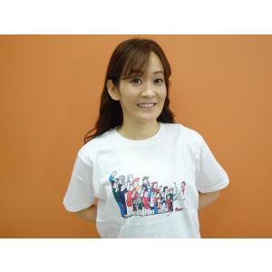 イラストTシャツ|yu-na