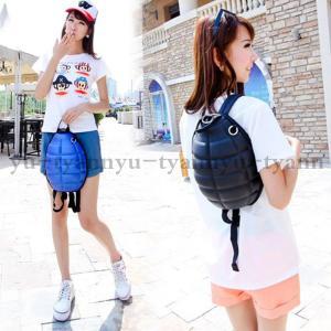 手榴弾リュックサック レディース リュック ミニ 小バッグ 手榴弾 防水 レザー 学生鞄 bag バッグ 新作  プレゼント|yu-tyann